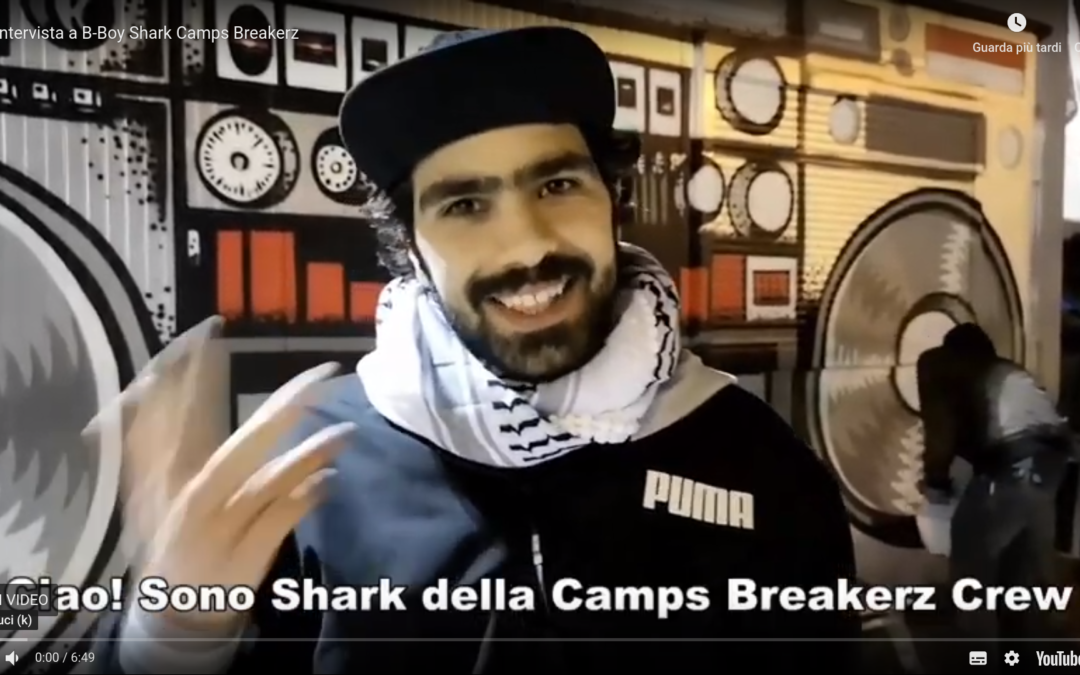 Intervista a B-Boy Shark (Camps Breakerz)