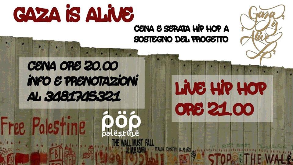 [18 maggio] Cena e concerto @Bocciodromo Vicenza