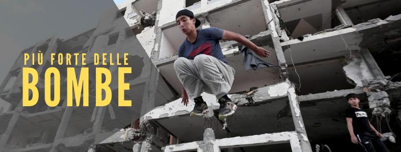 """A Gaza, per suonare """"più forte delle bombe""""!"""
